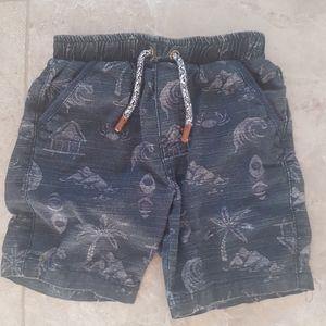 3 for $30 🌻 Zara Baby Mini Linen Shorts 12-18M